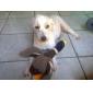 pato de juguete chirriante pethingtm para perros