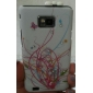 Colorful modello Custodia rigida Vite con Diamante per I9100 Samsung Galaxy S2