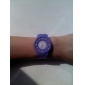 Unisex Pols Style Rubber Analoog quartz horloge (verschillende kleuren)