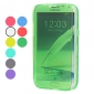 Transparent Protective Soft TPU Case for Samsung Galaxy Note 2 N7100 (Assorted Colors)