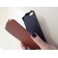 Case em Pele com Suporte para iPhone 5 (Várias Cores)