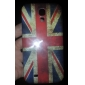 Retro Design The Union Jack Pattern Hard Case for Samsung Galaxy S4 I9500