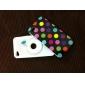 Camera-design Soft Silicone Case for iPhone 4/4S