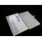 Concise Aluminum Business Card Holder (Silver)