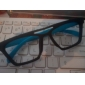 Unisex Youthful Square Glasses Frame (Assorted Color)