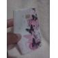Butterfly Pattern Soft Case for LG Optimus L3 E400