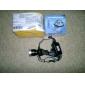 AC Oppladbart 3-Mode Cree XM-L T6 LED hodelykt (1000LM, 2x18650)