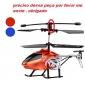 palm storlek 3.5-kanals skala rc helikopter 3.5ch med gyro (no.8004)