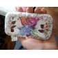 Butterfly Pattern Soft Case for Samsung Galaxy Gio S5660
