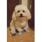 sandalias de malla zapatos de estilo para los perros (XS-XL, colores surtidos)