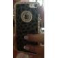 Lint Zircon Leopard Pattern Hard Case for iPhone 5/5S (Yellow)