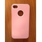 Solid Color Simple Design Hard Case for iPhone 4/4S (Assorted Colors)