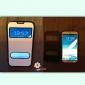Solid Color PU-Leder Ganzkörper-Case mit Ständer für Samsung Galaxy N7100 Note 2 (verschiedene Farben)