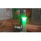 USD $ 3,59 – Stilvolles, per Wasser betriebenes LED Wasserhahn-Licht fürs Bad (aus Kunststoff, verchromt)