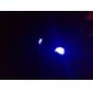 자동차 T10 1w 5x5050 SMD 푸른 빛이 주도 전구 (2 팩, 12V)