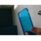 Для Кейс для iPhone 5 Прозрачный Кейс для Задняя крышка Кейс для Один цвет Мягкий TPU iPhone SE/5s/5