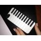 Case Suave para iPhone 5 - Teclado de Piano (Várias Cores)