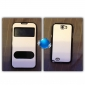삼성 갤럭시위한 대를 가진 솔리드 컬러 PU 가죽 가득 차있는 몸 케이스 2 N7100을 (분류 된 색깔) 참고