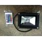 פרוז'קטור לד אורות  10W RGB (85-265V)