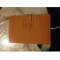 litsi viljan pu nahka tapauksessa w / stand& korttipaikka iPad mini 3, iPad Mini 2, iPad mini (valikoituja värejä)