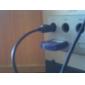 cable de extensión para Wii / Wii U controladores de GameCube (1,8 metros)