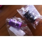 Mini Chargeur de Voiture USB, 1000mAh, pour iPhone 4 (5V-1A) - Noir
