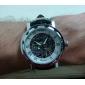 Men's Watch Mechanical Skeleton Hollow Engraving