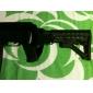The First Generation Metal Material AK Gun Grip(Black)