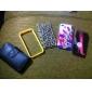 Elegant PU leren hoesje, voor iPhone 4/4S (verschillende kleuren)