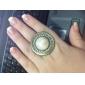 ronda perla anillo de aleación
