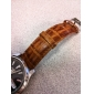 Unisex Genuine Leather Watch Strap 18MM(Brown) Cool Watch Unique Watch Fashion Watch