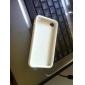 아이폰4용 실리콘 보호케이스 (화이트)