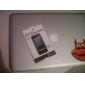 Proteggi schermo trasparente anteriore e posteriore con panno di pulizia per iPhone 5