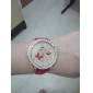 Women's PU Analog Quartz Wrist Watch (Red) Cool Watches Unique Watches