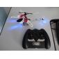 Palm Size 3.5-kanaals Gyro Remote Control Helicopter met Licht (verschillende kleuren, Model: 323b)