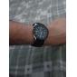 男性 腕時計 クォーツ ファッションウォッチ シリコーン バンド リストウォッチ