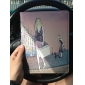 Stylish Woman Pattern PU Leather Case with Stand for iPad 2/3/4
