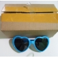 Loving Heart Pattern Sunglasses(Random Colors)