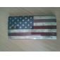 Retro US Flag Pattern Hard Case for Sony Xperia P LT22i