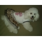 Leopard Layered Dress for Dogs (XS-XL)