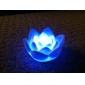 Очаровательный светодиодный ночник в форме лотоса (3xAG13)
