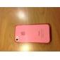 Carcasa Traslúcida de TPU para el iPhone 4 - Colores Surtidos