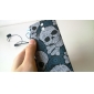 Cool Skull Pattern Hard Case for Sony Xperia P LT22i