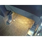 Guirlande T10 BA9S Automatique Blanc chaud 1.5W SMD 5730 2800-3300 Lampe de lecture