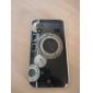 Retro Design kamera mønster hård cover til Samsung Galaxy Ace S5830
