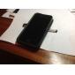 Silikon Schutzhülle für iPhone 4 (Schwarz)