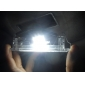 High-performance 36mm 9*5050 SMD White LED Car Signal Light