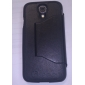 Solid Color PU Leather Full Body Case with Stand for Samsung Galaxy S4 I9500 (Assorted Colors)