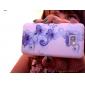 Elegant Flower Pattern Soft Case for Samsung Galaxy S2 I9100