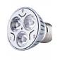 Ampoule LED Spot Blanc Naturel (85-265V), E27 3W 270LM 5500-6500K